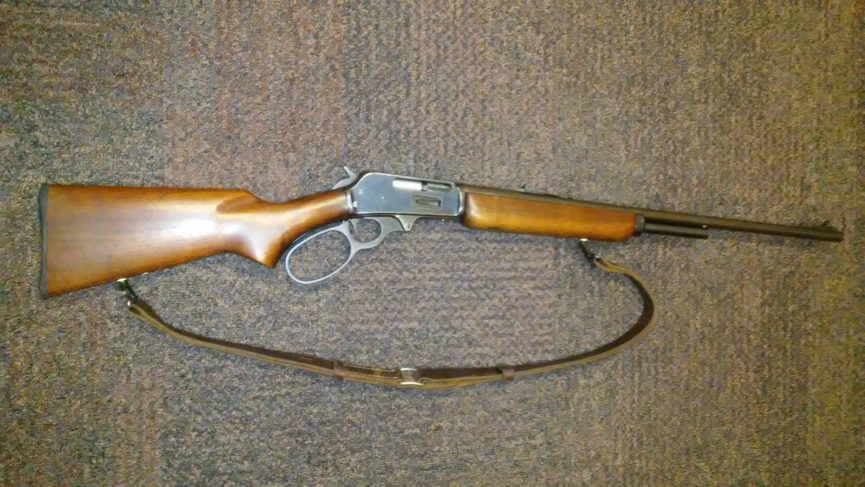 Mine Is A Marlin 336 In A 35 Remington Wild Game Dynasty